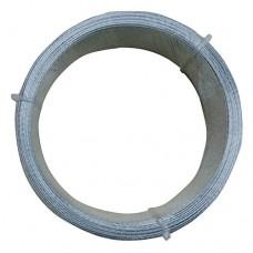 Ocelové lanko pre elektrické ohradníky , pozinkované, WZ 20N
