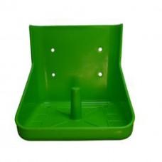 Držiak na soľ lisovanú SL3 zelený