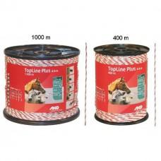 Polyetylenové lanko pre elektrické ohradníky 3 mm TriCOND 400 m