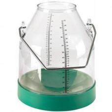Kanva plastová so stupnicou 30 l, (bez vrchnáku)