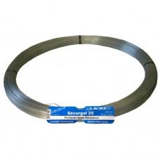 Drôt oceľový Securgal 25 PRO, 2,5 mm, 625 m, 25 kg