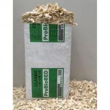 Podstieľka z drevenných hoblín 96l/550l