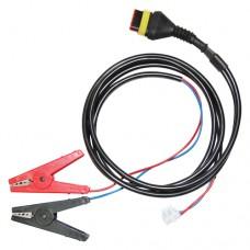 Pripojovací kábel pre napájanie z batérie 12 V