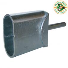 Hlavica do vŕtačky pre montáž izolátora